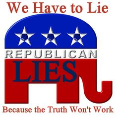 Image result for republican lies