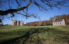 Weddings   Venue   Chapel   Chipchase Castle, England, Northumberland