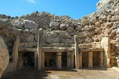 World Oldest Buildings     Megalithic Temples, Malta