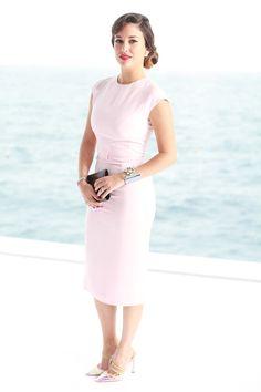Blanca Suarez at Dior Cruise 2014 in Monte Carlo