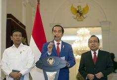 Terkait Pembelian 500 Senjata, Jokowi: Sudah Dijelaskan Semua