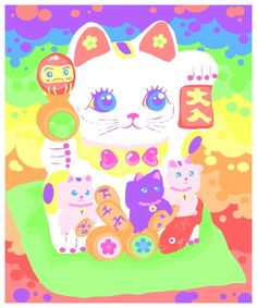 Manekineko by Child-Of-Neglect on DeviantArt