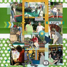 Family Album 2007: Golf! Page 2