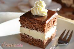 przepis na ciasto wuzetka