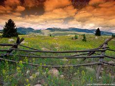 Flint Mountains, Montana