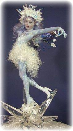 Art Dolls by Vicci Noel | FAIRIES