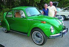 green volkswagen beetle - Google Search