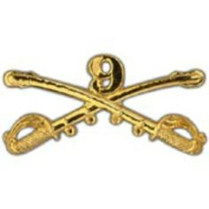 "U.S. Army 9th Cavalry Pin 2 1/4"" by FindingKing. $11.99. This is a new U.S. Army 9th Cavalry Pin 2 1/4"""