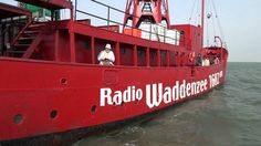 For the third year in a row, Radio Waddenzee and Radio Seagull went offshore from April to May Both stations broadcast from the radio ship Je. Old Time Radio, Jenni, Lighthouses, Pirates, Boats, The Past, Ships, Van, Poster