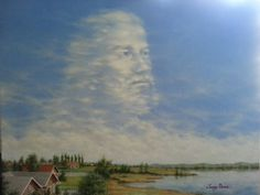 I wish I could one day see a cloud like thhis one , amazing!