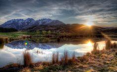 trey ratcliff - mirror lake