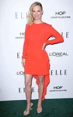 January Jones from 2016 Elle Women in Hollywood Awards  You strike that pose, girl.