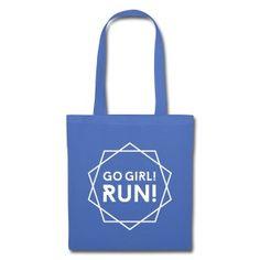 Bio-Stoffbeutel - Stoffbeutel    #laufen #läufer #läuferin #motivation #run #running #runners