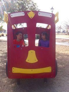 Tumbleweed Park, Chandler, Arizona - amazing playground!