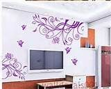 Image detail for -Brighten your Living Room with Beautiful Design of Wall Decals