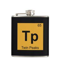 Sf san francisco city chemistry periodic table reusable water tp twin peaks san francisco chemistry symbol hip flasks urtaz Choice Image