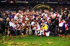 Un triunfo con sabor a hazaña: River Plate conquista su cuarta Copa Libertadores. Santiago Bernabeu, Thing 1, Grande, Madrid, Football, Wallpapers, Breakfast Nook, Mariana, Champs