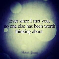 This is very true I am so lucky to have such a wonderful man in my life!