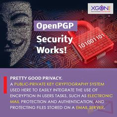 What is PGP? How does PGP encryption works.