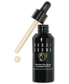 Bobbi Brown Intensive Skin Serum Foundation | macys.com