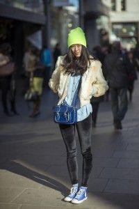 Inspiratie: De mooiste outfits met eenvoudige canvas gympen | NSMBL.nl