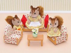 Frugal Sylvanian Families Fashion Showcase Set Not Played With Displayed Only.