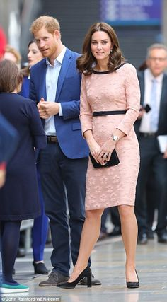 He may have joined his girlfriend Meghan Markle in Toronto earlier this month but it was b...