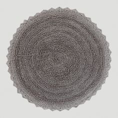 Round Bath Rugs Mats - It is the want of each homeowner to make her or his bathroom danger free. The bathroom floor becomes d Round Bathroom Rugs, Bathroom Rugs And Mats, Bath Rugs, Bathroom Mat, Downstairs Bathroom, Grey Bath Mat, Peach Bathroom, Grey Baths, Best Bath