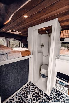 Photos for Arcadia - Arizona Camper Van Van Conversion Interior, Camper Van Conversion Diy, Van Interior, Van Conversion Transit, Van Conversion With Bathroom, Van Conversion Build, Ford Transit Camper, Bus Camper, Camper Van Life