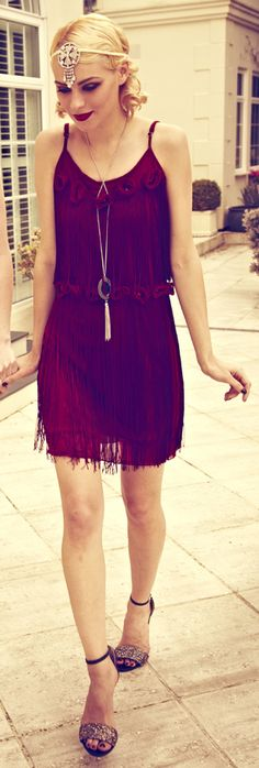 The Great Gatsby inspired vintage fashion....LOOOOOOOOOOOOOOOOOOOOOOOOOOOOOOOOOVE IT!