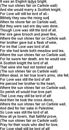 """It was an English Ladye Bright. """"The Lay of the Last Minstrel"""" Sir Walter Scott' #poetry http://annabelchaffer.com/"""