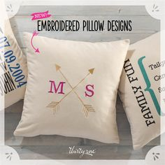 Pillows Pillow decor, throw pillows, personalized pillows, pillows with questions, pillows with initials Thirty One Fall, Thirty One Totes, Thirty One Party, Thirty One Gifts, Thirty One Consultant, Independent Consultant, Mini Binder, 31 Gifts, 31 Bags