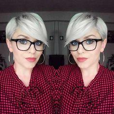 22-Short Haircut