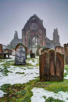 wanderthewood:Sweetheart Abbey, Dumfries and Galloway, Scotland by RiverRatJimmy