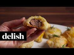 Best Beef Wellington Bites Recipe-How To Make Beef Wellington Bites—Delish.com