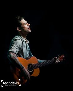 Chris Carrabba   Music | TedHDavis Photography