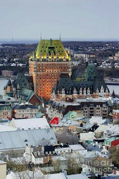 Quebec City Canada Quebec Montreal, Old Quebec, Montreal Canada, Ottawa, O Canada, Canada Travel, Quebec City Christmas, City Ville, Places To Travel