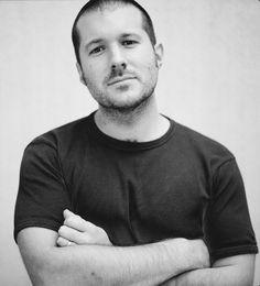 Jonathan Ive - industrial designer for Apple