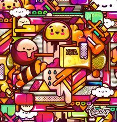 illustration/9 | Illustrator: Choco Toy