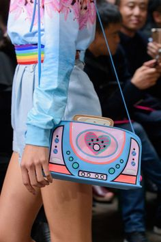 Manish Arora at Paris Fashion Week Spring 2017 - Details Runway Photos