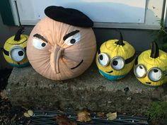 Minon pumpkins