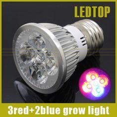 Full spectrum LED Grow lights 15W E27 LED Grow lamp bulb for Cucumber Flower plant Vegetables Hydroponics system AC 85-265V