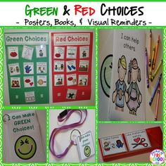 Green and Red Choices