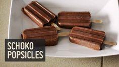 Schokoladeneis Popsicles – Paleo360.de