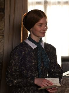 Mia Wasikowska (Jane Eyre) - Jane Eyre (2011) directed by Cary Fukunaga #charlottebronte