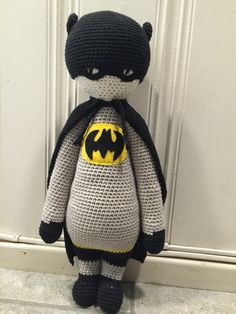 Batman made by Linn/ Lalylala pattern