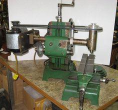 Aircraft Machinery Armor mill model JM