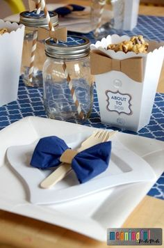 Bow Tie Boy Baby Shower Ideas Do you have a boy baby shower coming up? Perhaps these bow tie boy baby shower ideas will help inspire your n. Baby Shower Decorations For Boys, Baby Shower Centerpieces, Baby Shower Favors, Baby Shower Cakes, Baby Shower Parties, Baby Shower Themes, Baby Boy Shower, Shower Ideas, Baby Showers