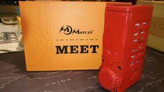 Just in for review... Moyuan Meet... meet the meet..