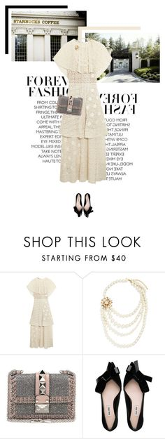 """Love me More"" by veronicamastalli ❤ liked on Polyvore featuring STELLA McCARTNEY and Valentino"
